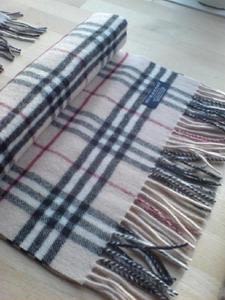Burberry halstørklæde