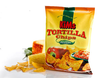 Kims Tortilla Chips Mexican