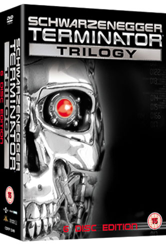 Terminator Trilogy box-set